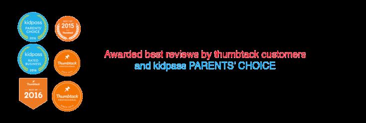 awards transparent