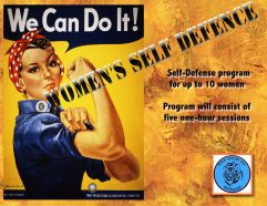 Women self-defense class-001