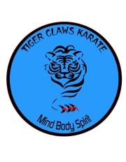 adult claws logo flat